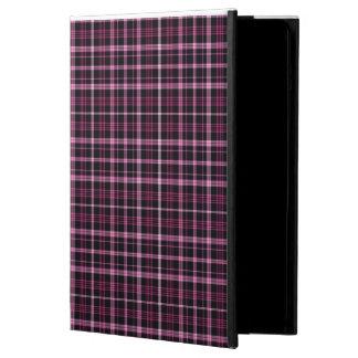 Pink Plaid IPad Air Case