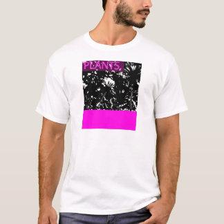 Pink Plants T-Shirt