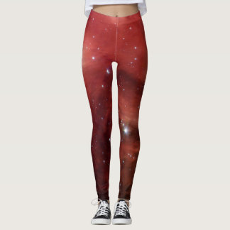 Pink Pleiades Leggings