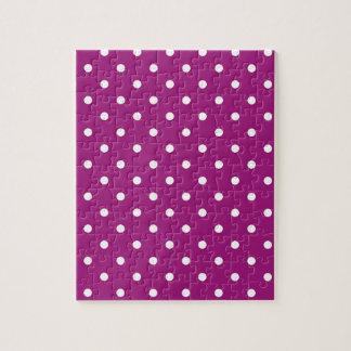 Pink Polka-dots Puzzles