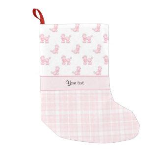 Pink Poodles & Pink Checks