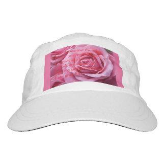 Pink Positive Affirmations Hat