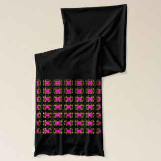 Pink Posy Scarf