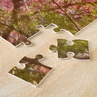 Pink Poui (TT) Jigsaw Puzzle