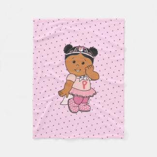 Pink Power Fleece Blanket