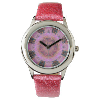 Pink Power Watch