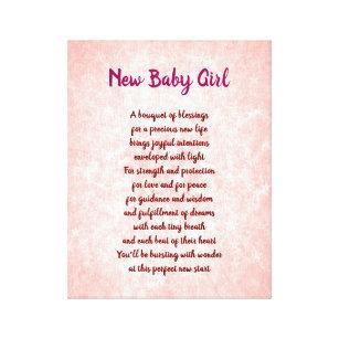 Baby Girl Poems Gifts On Zazzle Au