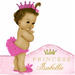 Pink Princess Baby Shower