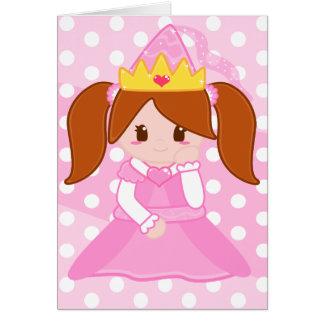 Pink Princess Card