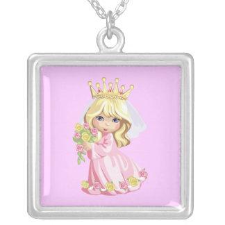 Pink Princess Necklace
