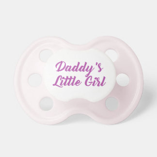 Pink & Purple Daddy's Little Girl Dummy