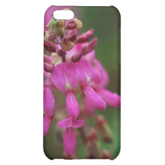 Pink Purple flower, Machu Picchu flowers Cover For iPhone 5C