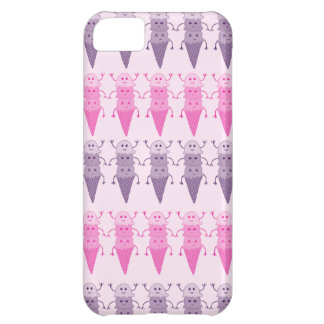 Pink & Purple Ice Cream Galore! iPhone 5C Cover