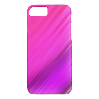 Pink & Purple Rain Pastel iPhone 8/7 Case