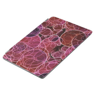 Pink_Purple_Red Pattern Cover iPad Air Cover