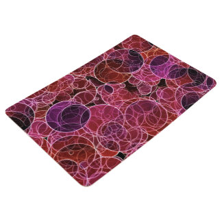 Pink_Purple_Red Pattern Floor Mat