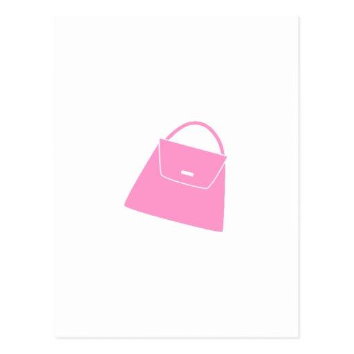 Pink Purse Post Card