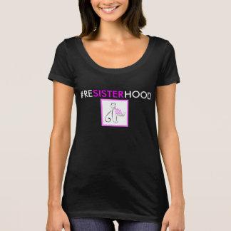 Pink Pussy Badass: Resisterhood T-Shirt