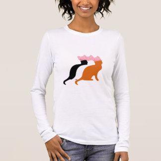 Pink Pussy Cat Women's Rights Sweatshirt