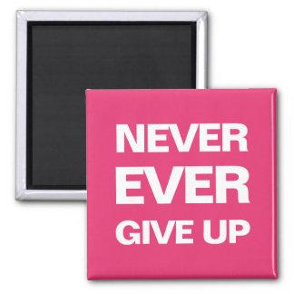 Pink qoute motivational modern bold magnet