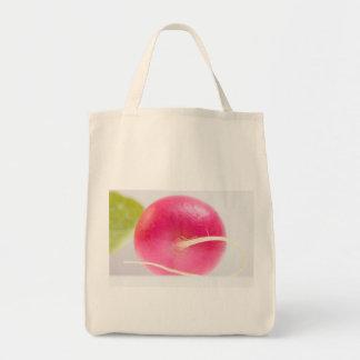 Pink Radish Tote Bag