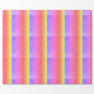Pink, Rainbow gift wrapping paper