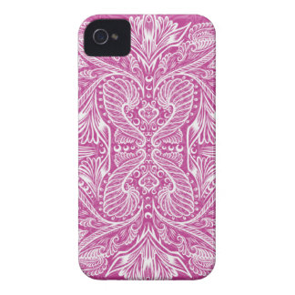 Pink, Raven of mirrors, dreams, bohemian iPhone 4 Case