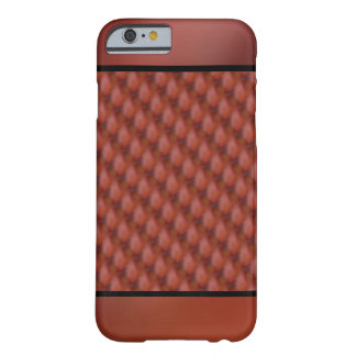 Pink Red Repeating Background Barely There iPhone 6 Case