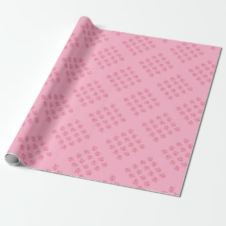 PINK  RED Seaweeds. T-shirts and more Wrapping Paper