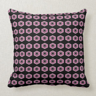 Pink-Retro-High-Style-Mod-Accent-Pillows Cushion