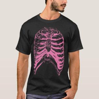 Pink Rib Cage T-Shirt