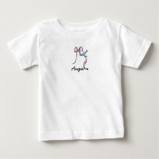 Pink ribbon and bluebird artwork by bbillips t shirts