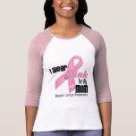 Pink Ribbon Mum Breast Cancer T Shirts