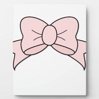 Pink Ribbon Plaque