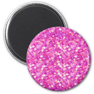 Pink Ribbon Sparkle gifts Refrigerator Magnet