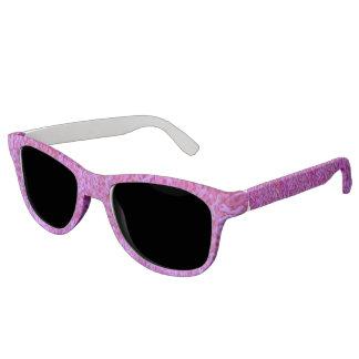 Pink Ribbon Sprinkle Sunglasses