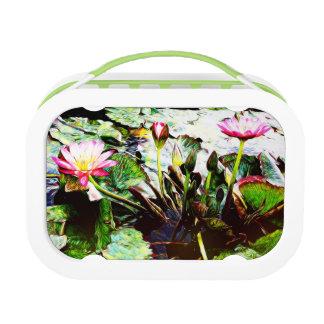 Pink Romance Yubo Lunchbox