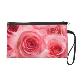 pink rose bag