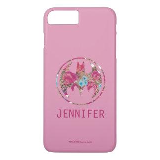 Pink Rose Bat Signal iPhone 8 Plus/7 Plus Case