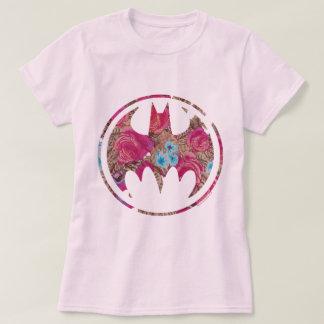 Pink Rose Bat Signal T Shirts