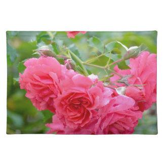 Pink  Rose Bouquet Placemat
