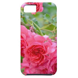 Pink  Rose Bouquet Tough iPhone 5 Case