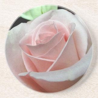 Pink Rose Coasters