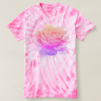pink rose, cool flower T-Shirt