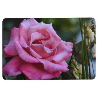 PINK ROSE FLOOR MAT