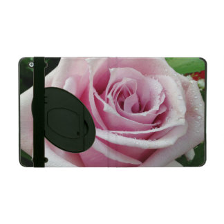 Pink Rose Floral iPad 2/3/4 Case