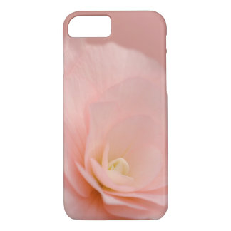 Pink Rose Floral iPhone 7 Case