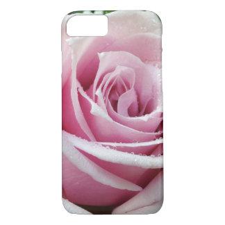 Pink Rose Floral iPhone 7 Case