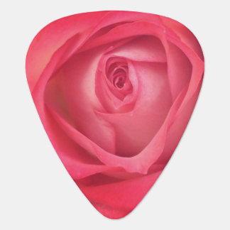 Pink Rose Guitar Picks Plectrum