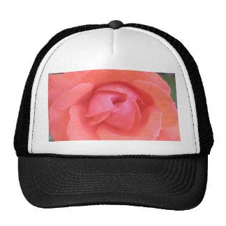Pink Rose Mesh Hats